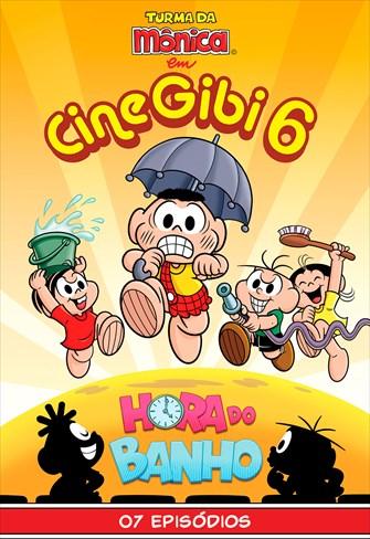 Turma da Mônica - Cine Gibi - Volume 6 - Hora do Banho
