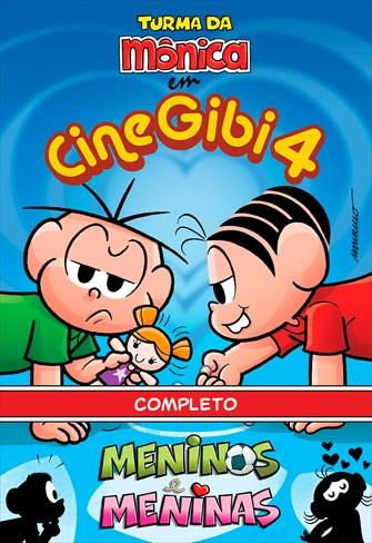 Turma da Mônica - Cine Gibi 4 - Meninos e Meninas