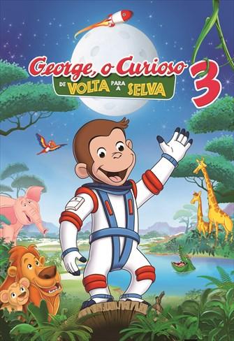 George, o Curioso 3 - De Volta a Selva