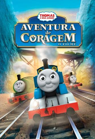 Thomas e Seus Amigos - Aventura de Coragem - O Filme