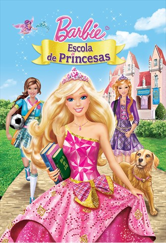 Barbie - Escola de Princesas