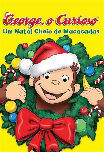 George, o Curioso - Um Natal Cheio de Macacadas