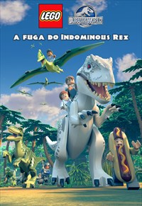 LEGO Jurassic World - A Fuga do Indominous Rex