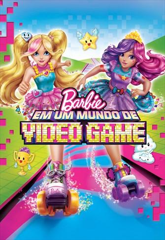 Barbie em um Mundo de Vídeo Game
