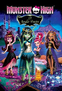 Monster High - 13 Monster Desejos