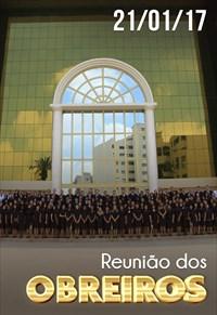 Reunião de Obreiros - 21/01/17