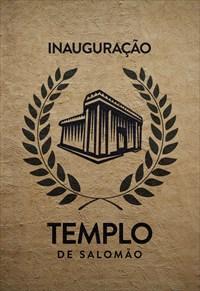 Inauguração do Templo de Salomão - 2014