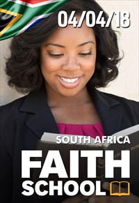 Faith School - 04/04/18 -Africa do Sul