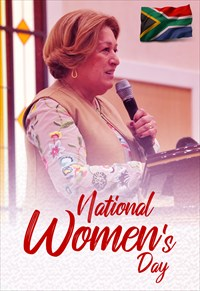 National Women's Day - 09/08/18 - South Africa