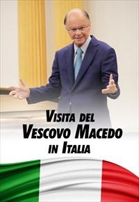 Visita del Vescovo Macedo in Italia
