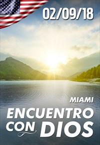 Encuentro con Dios - 02/09/18 - Miami