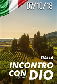 Incontro con Dio - 07/10/18 - Italia