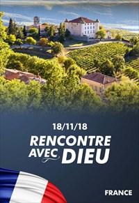 Rencontre avec Dieu - 18/11/18 - France