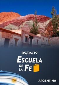 Escuela de la Fe - 05/06/19 - Argentina