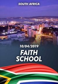 Faith School - 10/04/2019 - South Africa