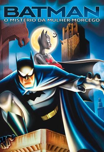 Batman - Mistério da Mulher Morcego
