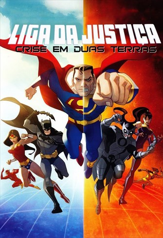 Liga da Justiça - Crise em Duas Terras