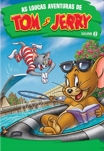 As Loucas Aventuras de Tom e Jerry Vol. 2