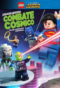 Lego DC Comics Super Heróis - Liga da Justiça - Combate Cósmico