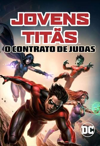 Jovens Titãs - O Contrato de Judas