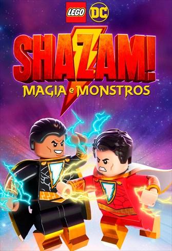 Lego DC - Shazam - Magia e Monstros