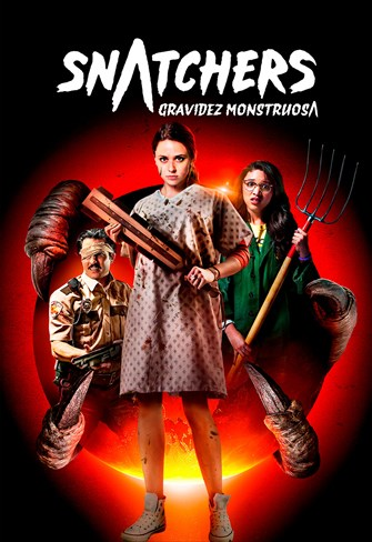 Snatchers - Gravidez Monstruosa