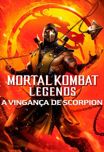 Mortal Kombat Legends - A Vingança de Scorpion