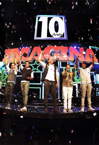 Imagina Samba - 10 Anos