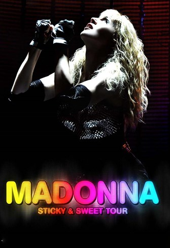 Madonna - Sticky e Sweet Tour