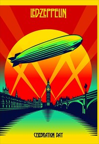 Led-Zeppelin - Celebration Day