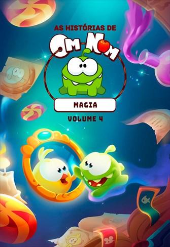 As Histórias de Om Nom - Magia - Volume 4