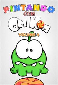 Pintando com o Om Nom - Volume 4