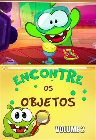 Encontre os Objetos - Volume 2