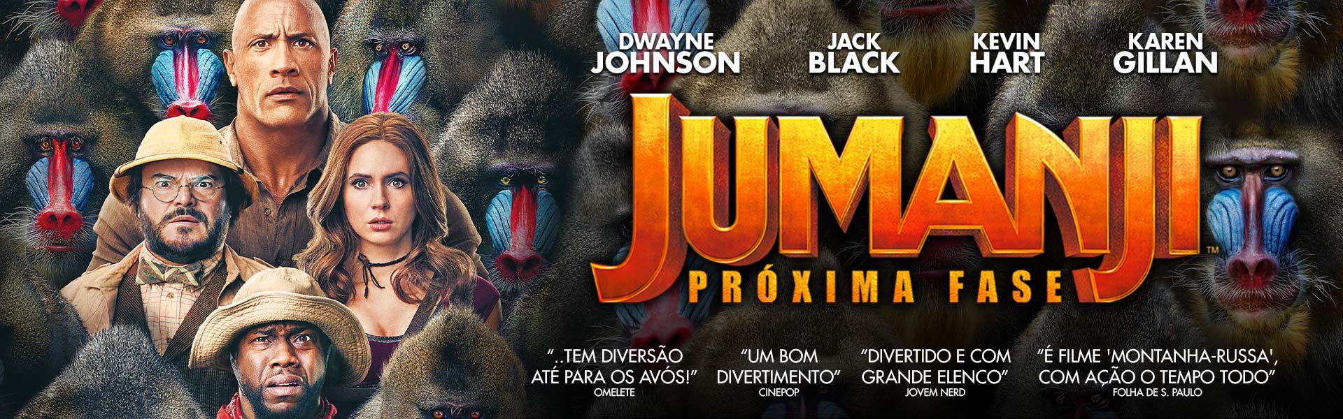 Jumanji - Próxima Fase
