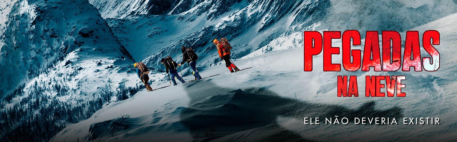 Pegadas na Neve