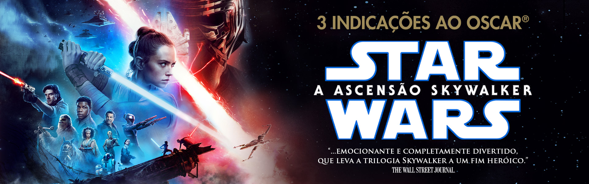 Star Wars - A Ascensão Skywalker