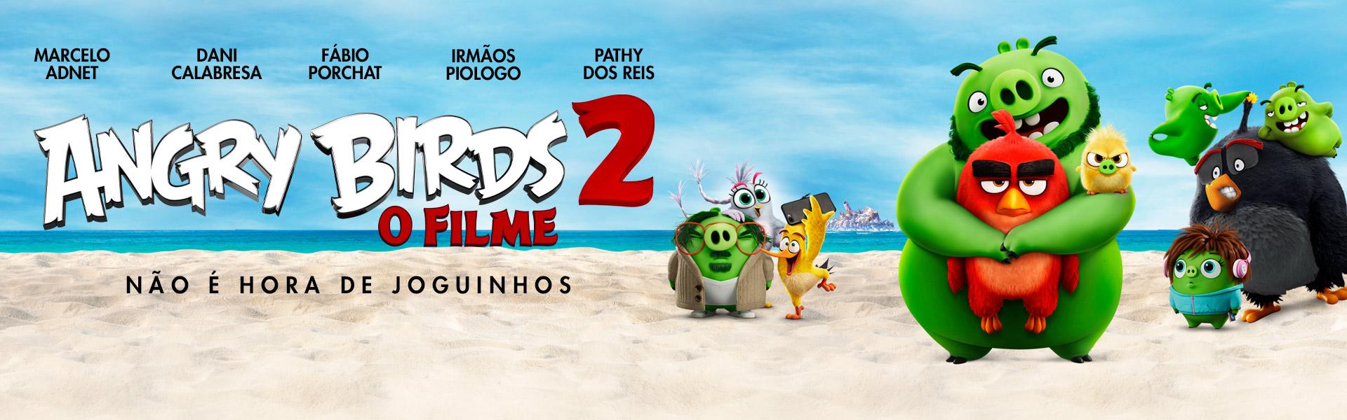 Angry Birds 2: O Filme