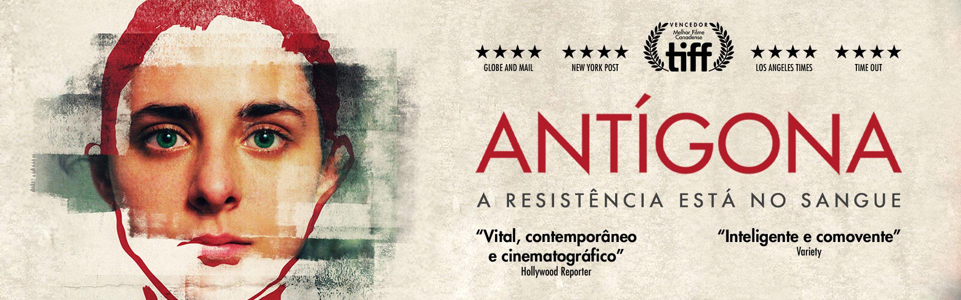 Antígona - A Resistência está no Sangue