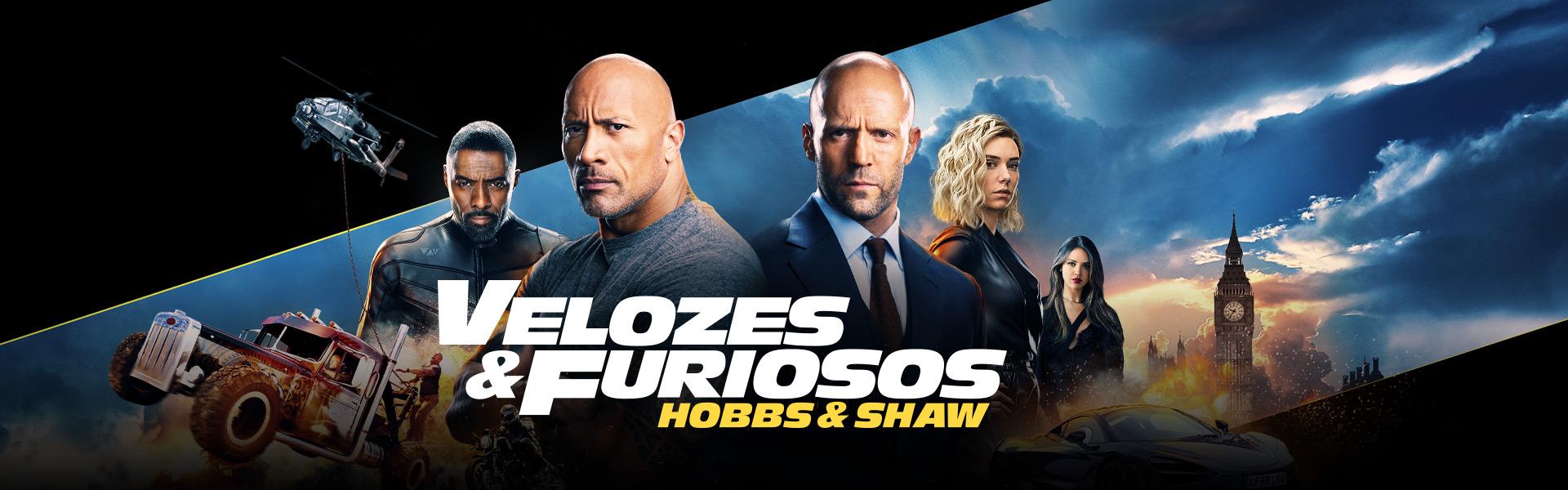 Velozes e Furiosos: Hobbs & Shaw