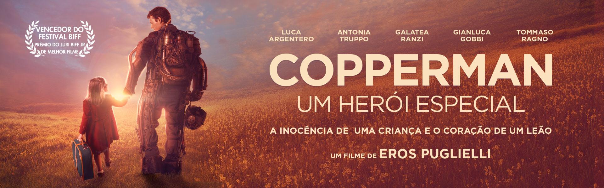 Copperman - Um Herói Especial