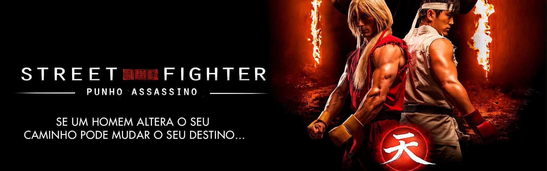 Street Fighter: Punho Assassino