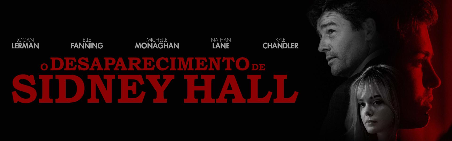 O Desaparecimento de Sidney Hall